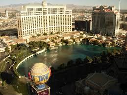 Bellagio Hotel Floor Plan by Bellagio Fountains From Planet Hollywood Mapio Net