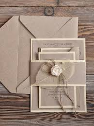 shabby chic wedding invitations rustic shabby chic wedding