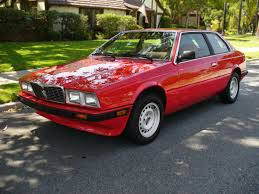 red maserati quattroporte restore or part out 1985 maserati quattroporte