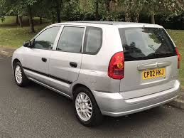 silver mitsubishi space star 1 3 mirage 5dr hatchback petrol