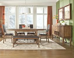 trestle dining room tables santa clara furniture intercon santa clara trestle dining table