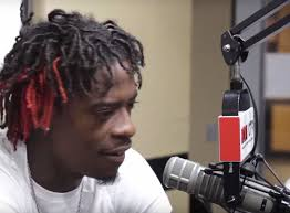 rich homie quan hair rich homie quan interview on hot 107 9 atl