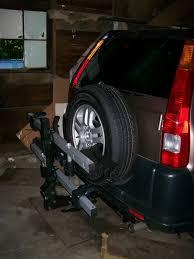 tire cover for honda crv does folded t2 bike rack clear spare tire on 04 06 crv