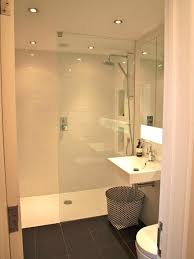 plato ducha con mampara abierta baños pinterest open plan