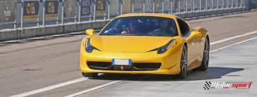 ferrari yellow 458 drive a ferrari on the track test drive ferrari on circuit