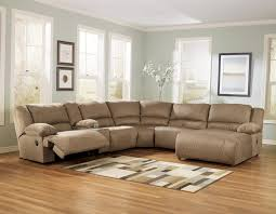 Reclining Sectional Sofas Microfiber Sectional Sofa With Recliner And Chaise Www Napma Net