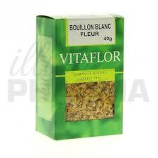 bouillon blanc en cuisine tisane bouillon blanc vitaflor 40g nez et gorge pharmacie en