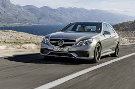 bagged mercedes e class mercedes benz e63 amg gets new look and more power biser3a