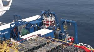 sapura 3000 pipe laying in brunei director offshore