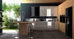 black white kitchen ideas kitchen ideas black white oak kitchen with l shaped white modern