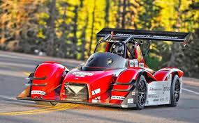 mitsubishi race car 600hp miev evolution iii mitsubishi zaps pikes peak clouds with 9