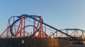 Bizarro Six Flags Great Adventure Scream Roller Coaster Wikiwand