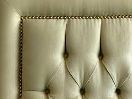 upholstered tufted headboard jensen low profile king with nailhead