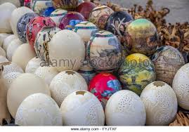 decorated eggs for sale ostrich decorated stock photos ostrich decorated stock images