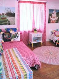 Yo Gabba Gabba Bed Set Yo Gabba Gabba Room Reveal Habitat For Humanity Greater La