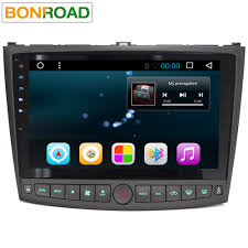 lexus is 250 year 2006 2 din android 6 0 car dvd player for lexus is250 2006 2007 2008