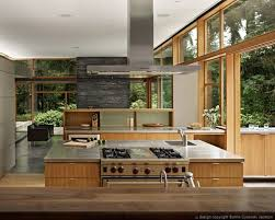 open modern floor plans mid century modern home with a nature backdrop modern house
