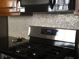 shell tile backsplash cream brick pearl shell tile kitchen backsplash subway tile outlet