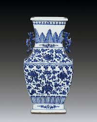 Blue And White Ceramic Vase Blue And White Porcelain Chinese Ceramics China Online Museum
