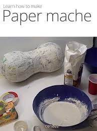 How To Make Paper Mache Belly Cast - 1433 best got images on paper mache sculpture and
