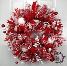 82 best christmas wreaths for front door images on pinterest