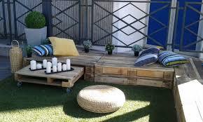 canapé balcon charmant fabriquer canape d angle 18 salon de jardin cagne