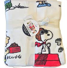 throw by the peanuts brown creatures of habit 48 inch by