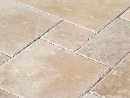 free samples izmir travertine tile pattern sets brushed and