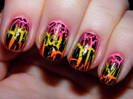 603 best yellow nails images on pinterest yellow nails make up