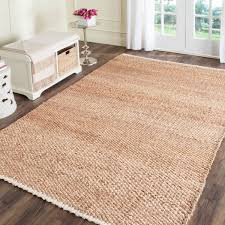 West Elm Chenille Jute Rug Rug Nf465a Natural Fiber Area Rugs By Safavieh