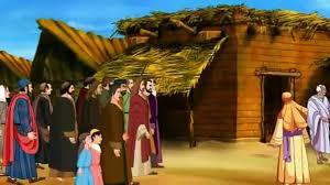 bible stories for kids jesus heals peter u0027s mother in law