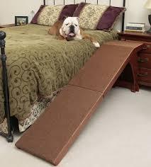 solvit wood bedsside ramp from easy animal