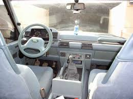 Discovery Interior 1993 Land Rover Discovery Pictures 3500cc Gasoline Manual For Sale