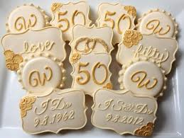 50th anniversary favors 50th wedding anniversary favors