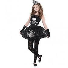 halloween zomerbine kids fancy dress girls zombie costume