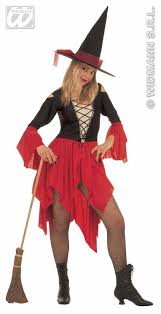 Nasty Halloween Costume Carnival Costumes Nasty Witch Fancy Dress