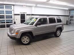 silver jeep patriot 2016 2016 used jeep patriot fwd 4dr sport at landers chevrolet serving