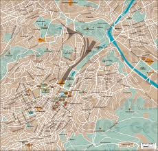Stuttgart Germany Map by Geoatlas City Maps Stuttgart Map City Illustrator Fully