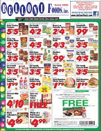 sale flyer for the week of december 11th belloni foods