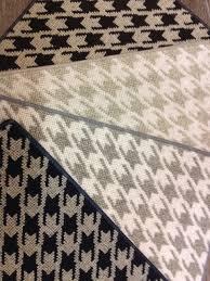 houndstooth area rug rugs ideas