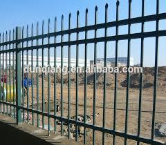 china ornamental wrought iron fence gate wholesale alibaba
