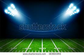 how tall are football stadium lights american football field bright stadium lights stock vector 2018