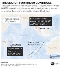 2 years of mystery what happened to missing plane mh370 and the