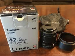 fs panasonic lumix gx85 camera package 750 plus other lenses