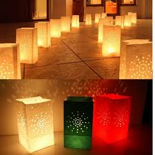halloween candlestick holders paper lantern picture more detailed picture about 50pcs lot tea