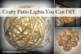 Diy Patio Lights Diy Patio Lights Home Design Inspiration Ideas And Pictures