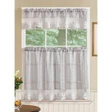 Kitchen Curtain Design Striped Valances U0026 Kitchen Curtains You U0027ll Love Wayfair
