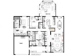 Bungalow Open Concept Floor Plans Collection Bungalow Layout Photos Free Home Designs Photos