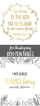free 8x10 thanksgiving printables decorating
