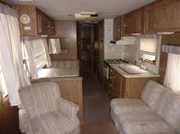 wilderness travel trailer floor plan 1989 fleetwood wilderness 35 yukon travel trailer cincinnati oh